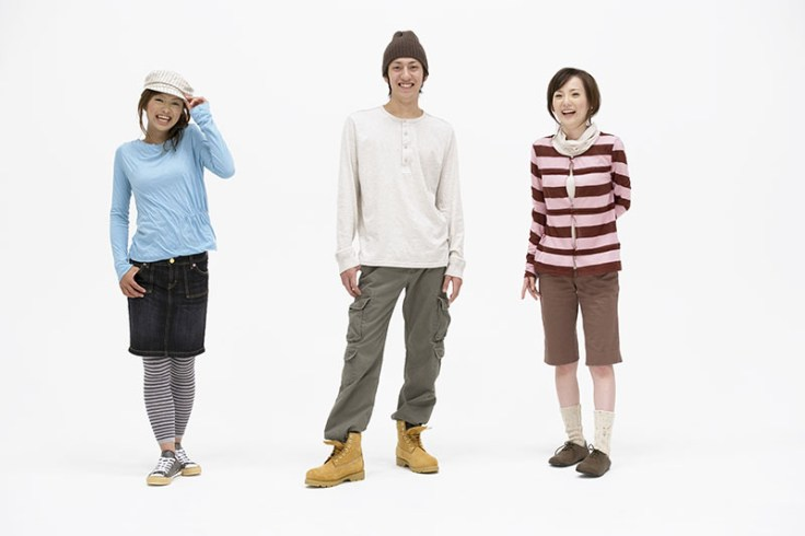 youths in japanese street style.