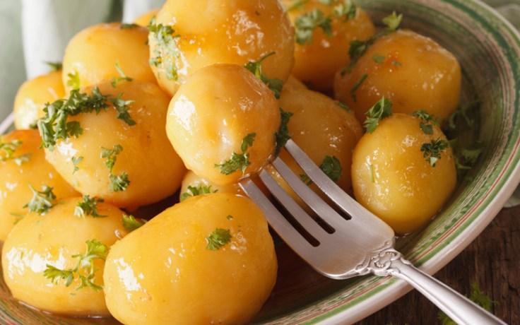 kartofler, a danish dish