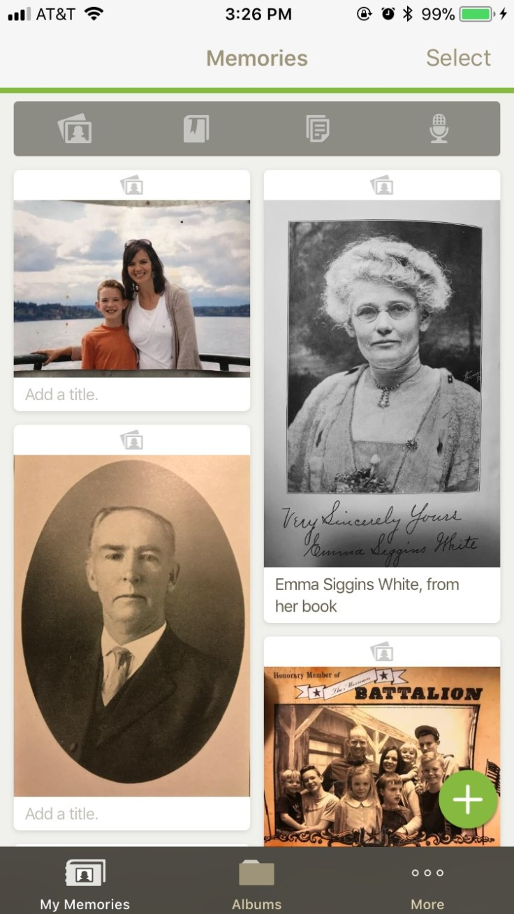FamilySearch Mobile Apps