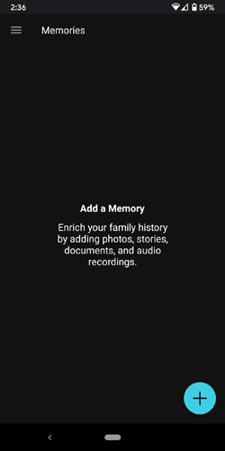 how to add a memory to FamilySearch cloud storage from your phone.