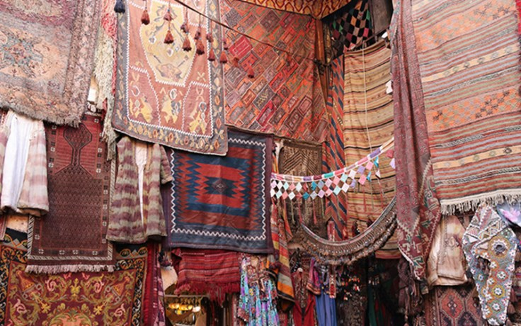 middle east rugs