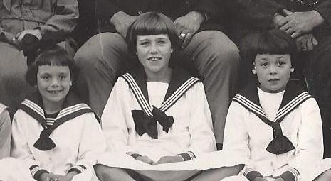 three norwegian girls.