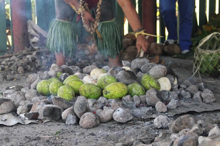 Samoan cuisine, a prominent part of Samoan culture