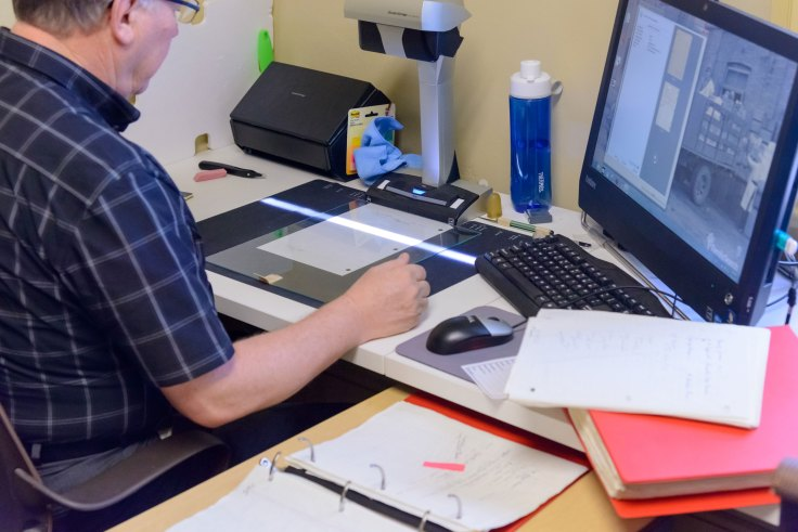 preserving and digitizing family books