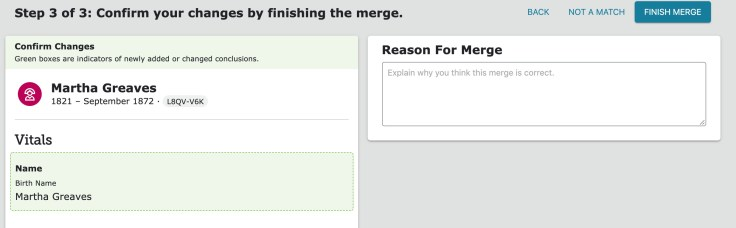merging step 3 familysearch