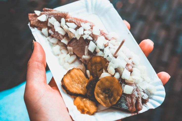 Traditional Swedish foods