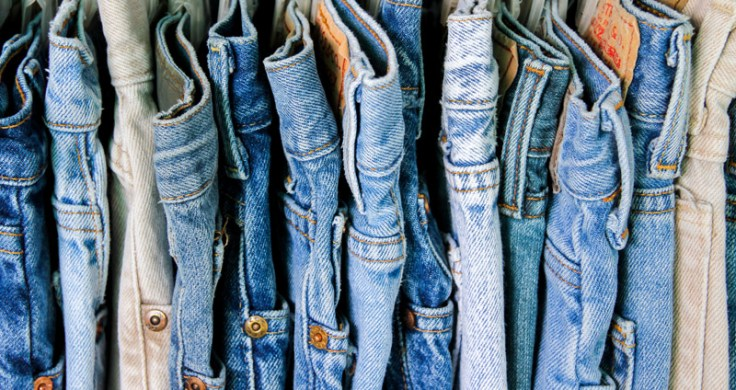 denim, invented in france