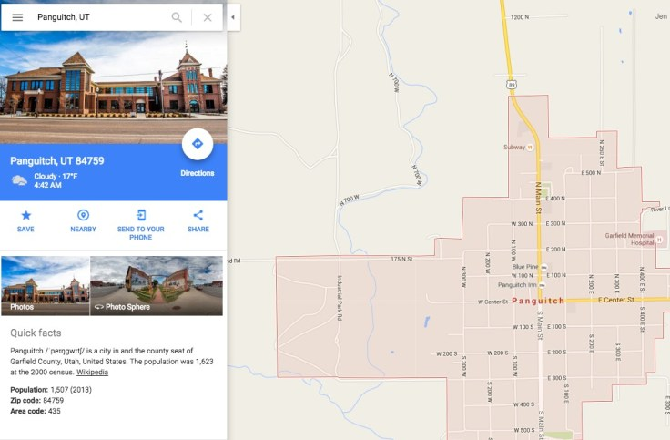 Take a Virtual Tour of Your Ancestors' Hometown using Google Maps