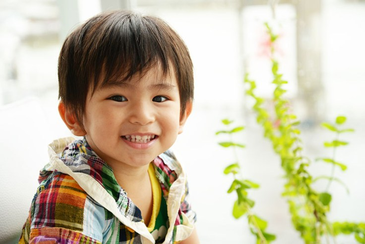 a young japanese boy with a japanese name