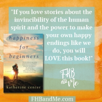 """If you love stories about the invincibility of the human spirit and the power to make your own happy endings like we do, you will LOVE this book!"" FHBandME.com"