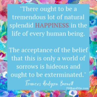 hAPPINESS FRANCES QUOTE
