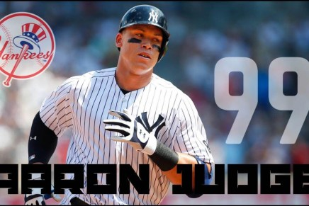 Judge or King of the League: MLB MVP Races