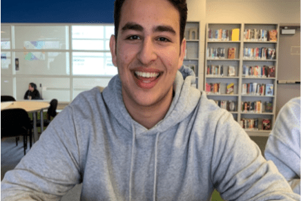 Humans of FHCI: Amir Zade