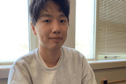 Humans of FHCI: Min Kim