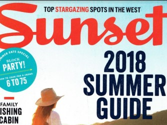Fountain Hills Mentioned in Sunset Magazine June Edition