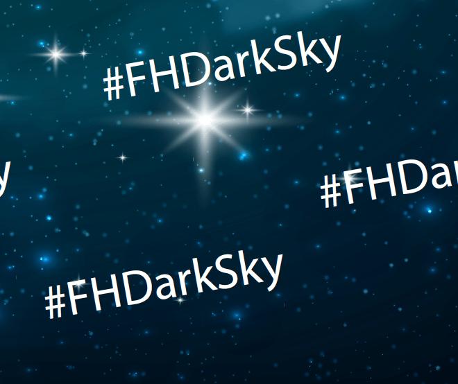 Official Fountain Hills Dark Sky Hashtag
