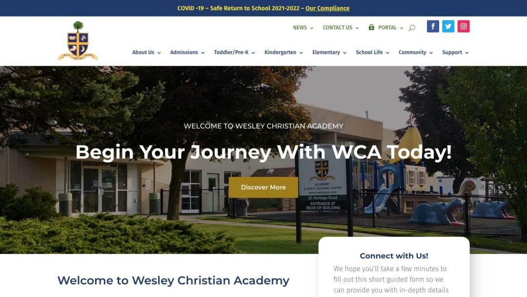 Wesley Christian Academy