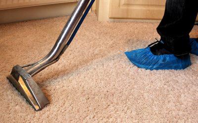 ما هي أفضل طريقة لتنظيف الموكيت؟