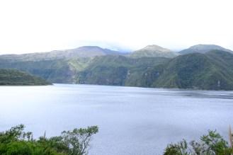 Der Kratersee von Cuiconcha