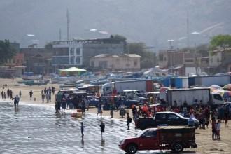 Puerto López - Fischmarkt