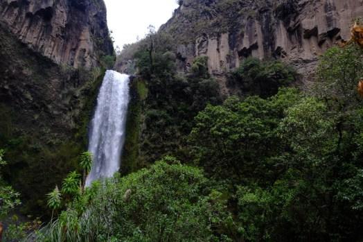 Cascada de Rio Pita