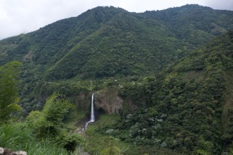 Baños - Rio Pastaza