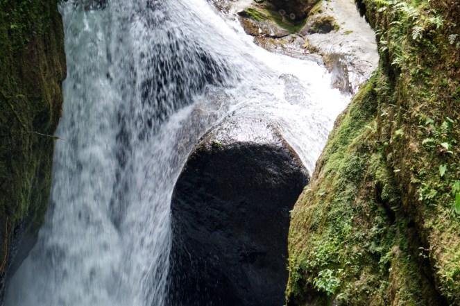 Wasserfall Nambillo