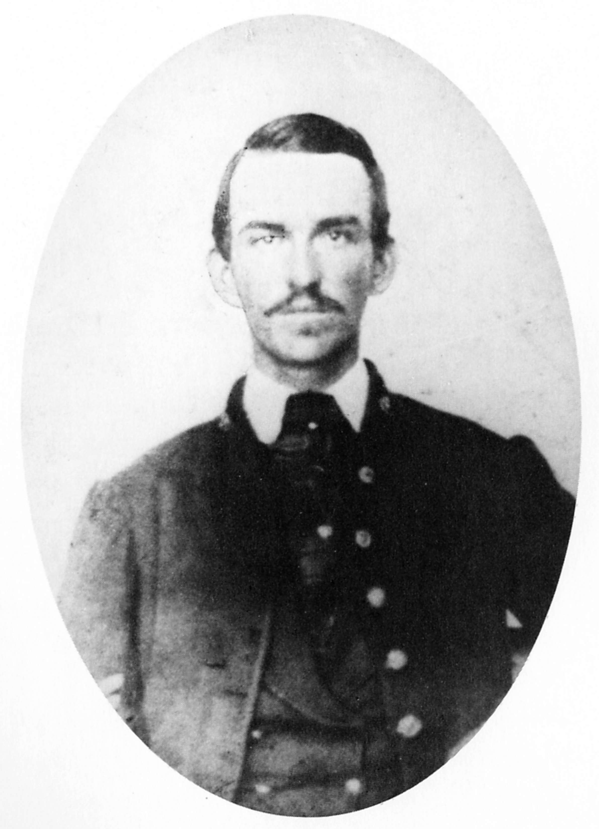 """[1843 - 1863] The """"Angel of Marye's Heights"""" is pictured here in a photograph taken just before volunteering for war, c. 1860."""
