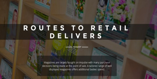 Routes to Retail by FHML
