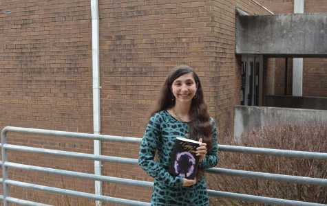 Senior Amanda Menichello Publishes First Book