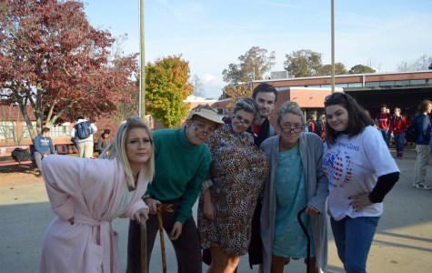 Spirit Week II: Generations Day