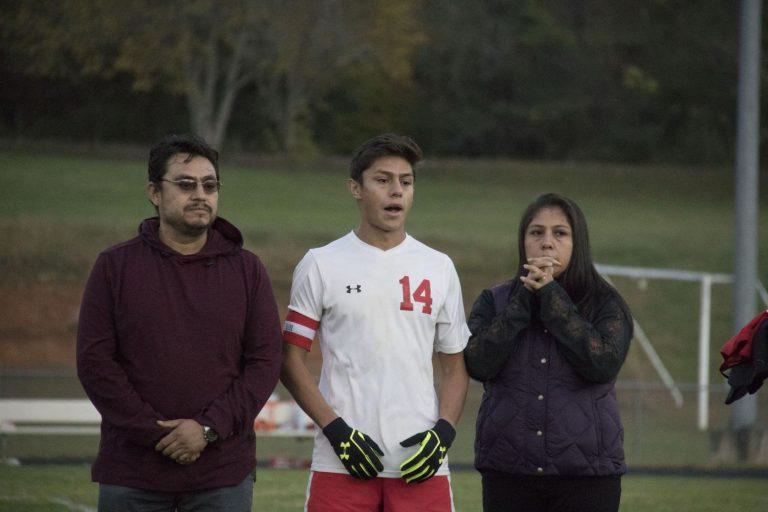 Senior Night: Men's Soccer