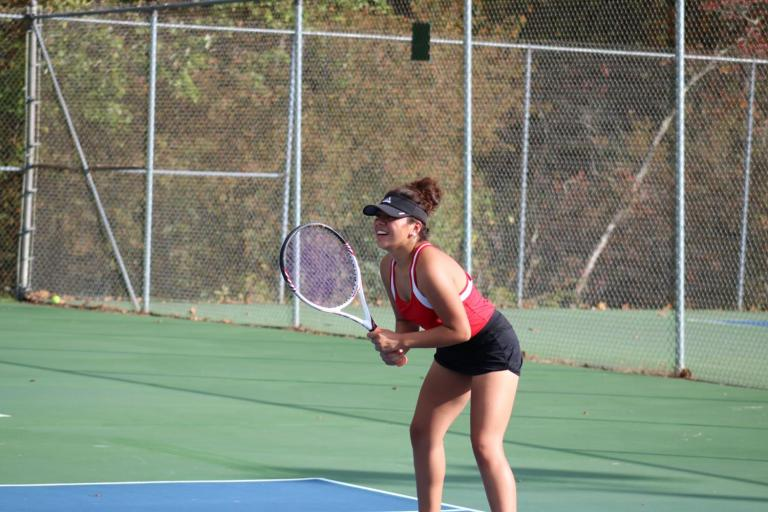 Women's Tennis Vs. Smoky Mountain