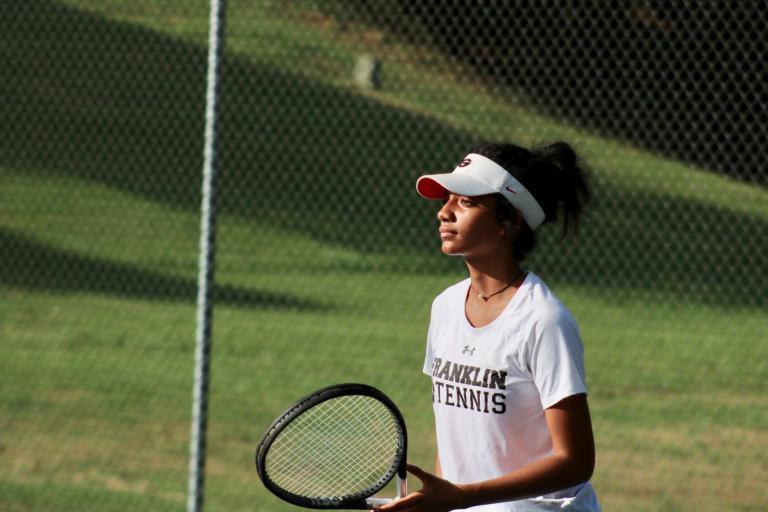 Women's Tennis Vs. Smoky Mountain