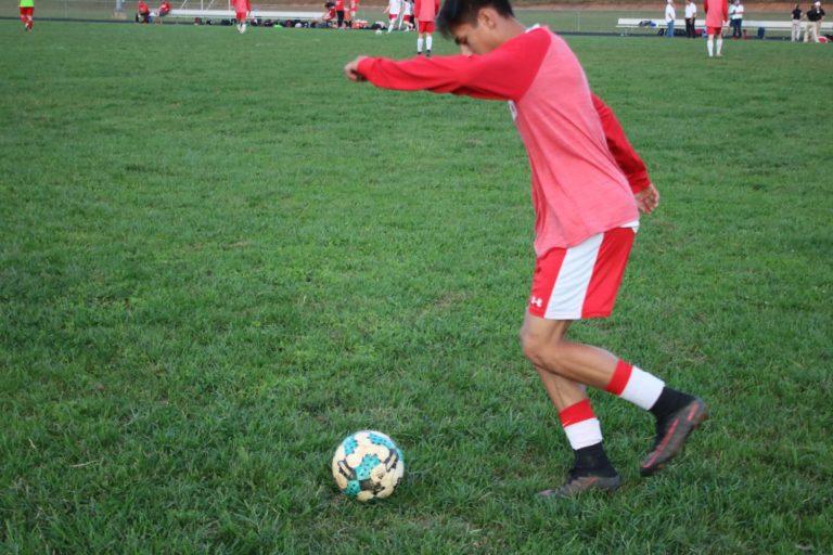 Men's Soccer vs Hendersonville