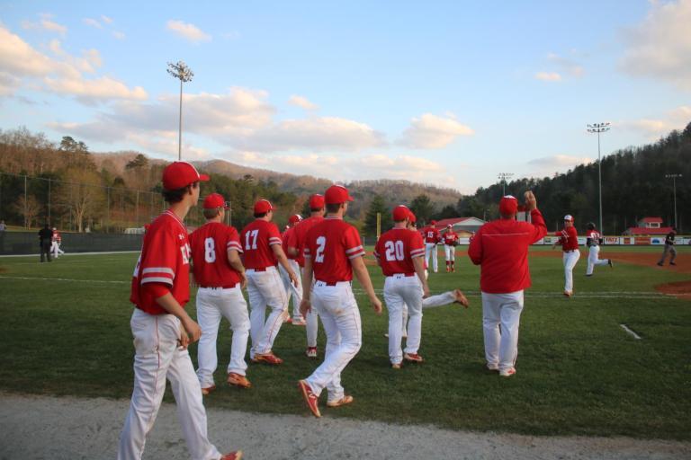 Baseball Vs Pisgah