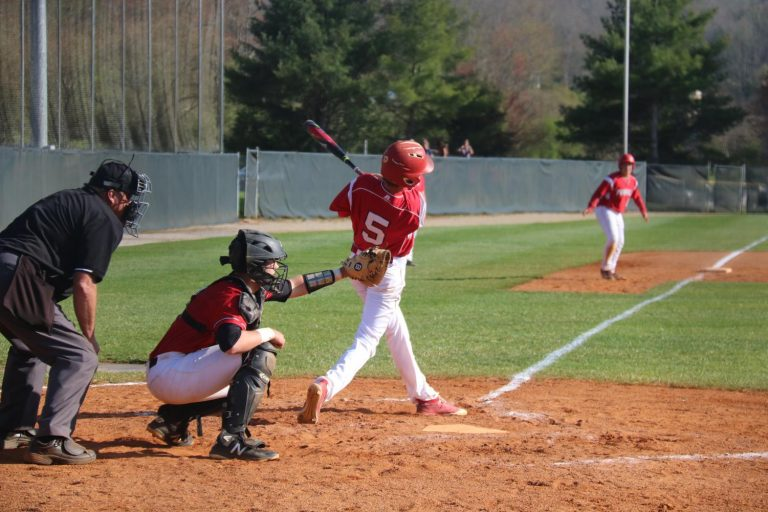 Baseball Vs Pisgah v