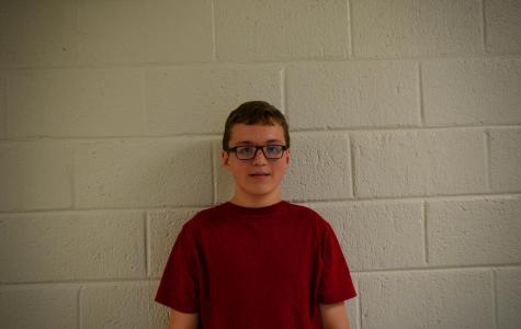 Student Spotlight: Daniel (Ashton) Sutton