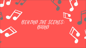 Video: Behind the Scenes: Band
