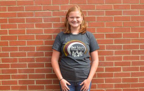 Student Spotlight: Hannah Pitts