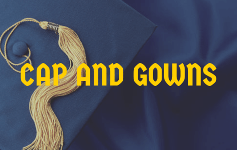 Seniors: Cap and Gowns