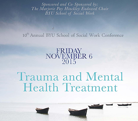 Trauma Conference flyer for website