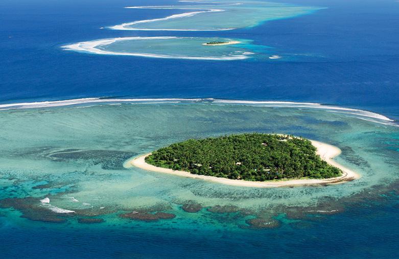 Tavarua Island Resort