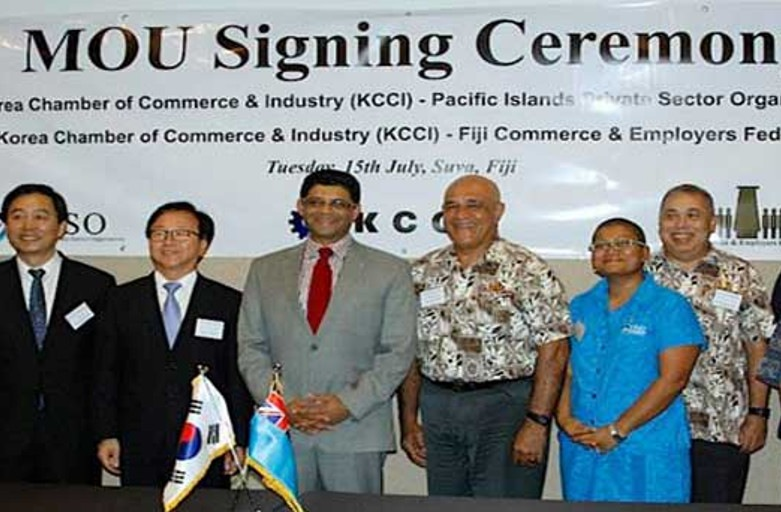 Fiji Commerce and Employers Federation