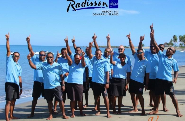 Radisson Blu Resort Fiji delivered $10,000 worth of Staff Assistance