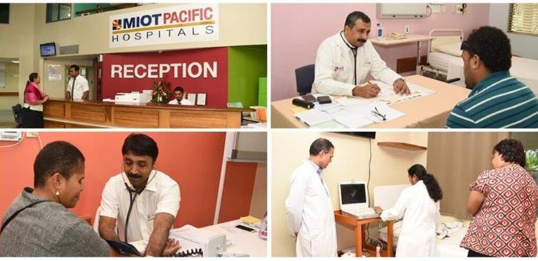 MIOT Pacific Hospitals