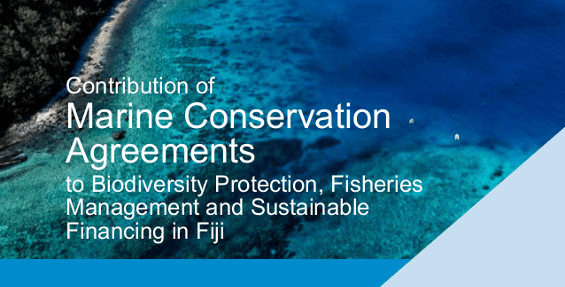 Marine Conservation Agreements Report