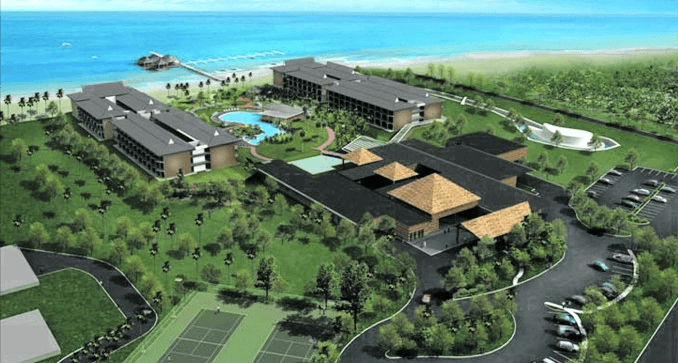Pullman Nadi Bay Resort & Spa