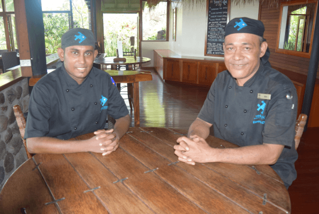 Late Mum Inspires Volivoli Beach Resort Executive Chef