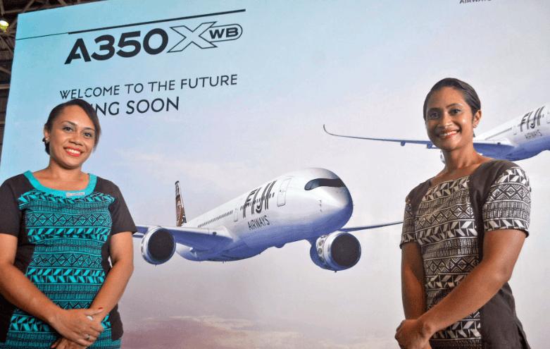 Fiji Airways reaches $1bn mark